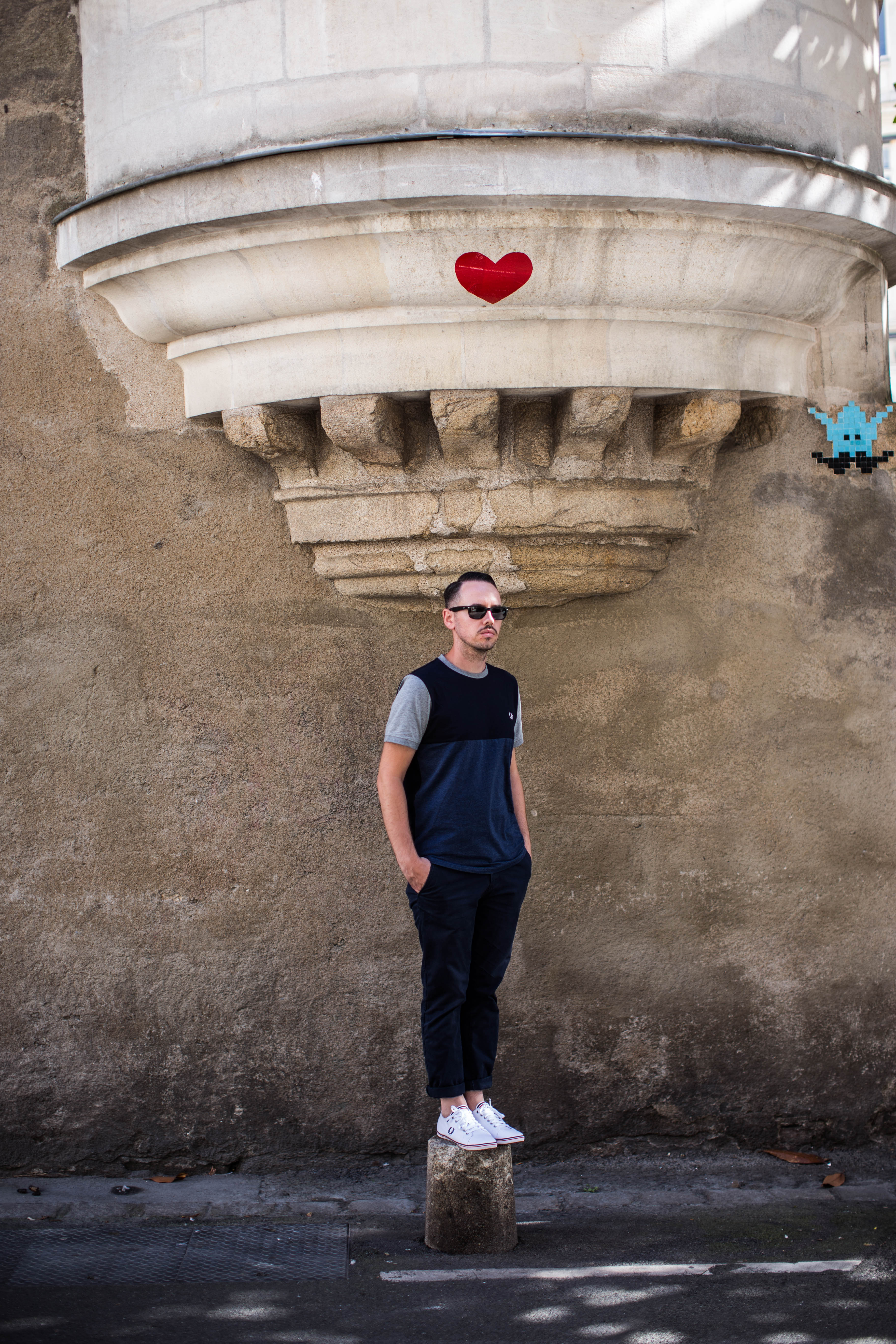 look-fred-perry-nantes-blog-street